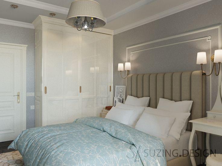 Дизайн интерьера спальни | SuzIng.Interior