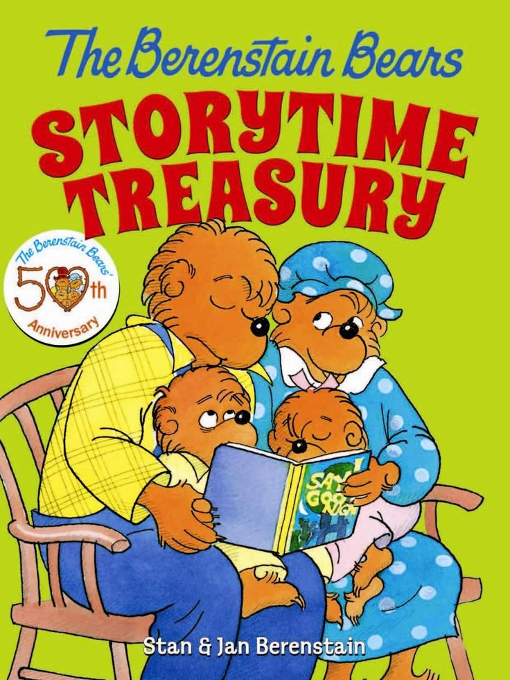 The Berenstain Bears Storytime Treasury by Dover Publications