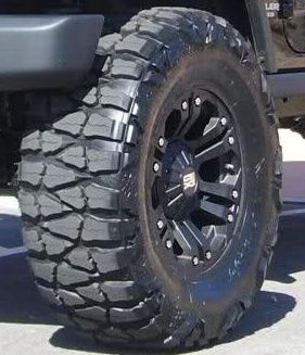 Mud Tires but in some cases, pilots will tend to slightly exceed this figure, If they run on a track with a lot of grip whose ground is in good condition. Over-inflating a tire slightly when terrain conditions allow it can reduce rolling resistance and release a little more power.