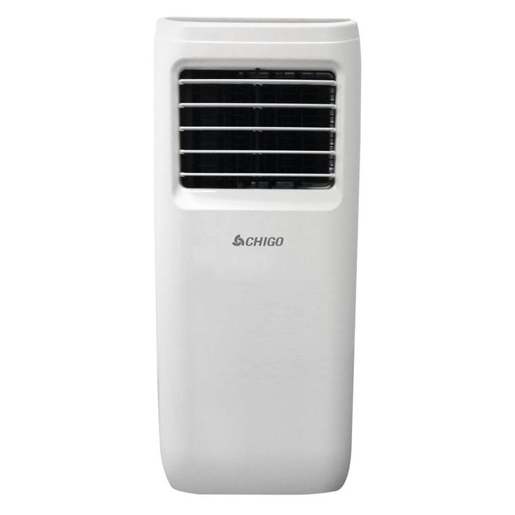 Chigo - 10000 Btu Portable Air Conditioner, White