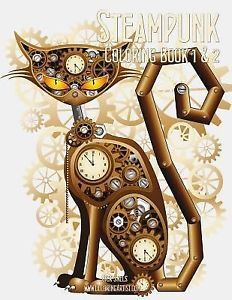 Steampunk-Ser-Steampunk-Coloring-Book-1-And-2-by-Nick-Snels-2015
