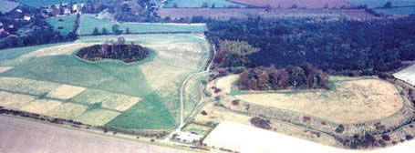 The Archaeology of Castle Hill, Wittenham Clumps