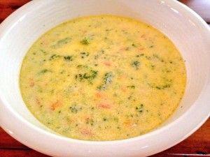 THM Broccoli Cheddar Soup!!