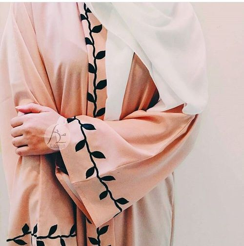 Chic Ways To Wear Abaya With Hijab