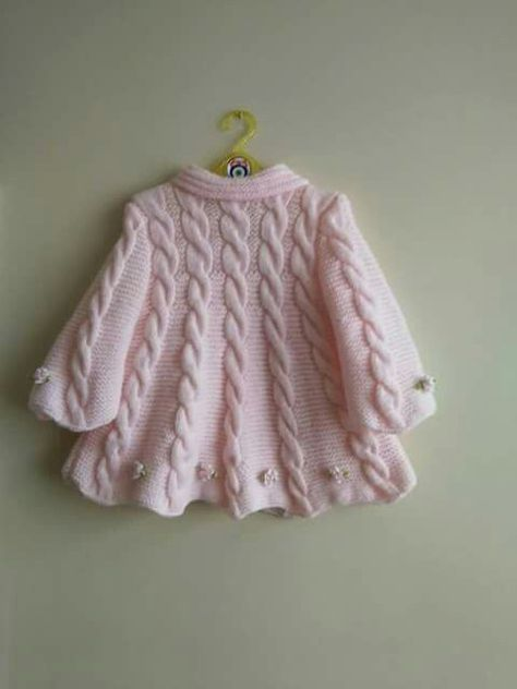 "https://s-media-cache-ak0.pinimg.com/originals/68/b3/c5/68b3c5580b471902d56a2d47c4a59f79.jpg [ ""gorgeous cabled baby sweater by Tine Johansen"", "" Ravelry: Coat for a princess\"", \""fancy cabling sweater kid Ravelry: Coat for a princess\"" ] # # # # # # # # # #"" ] # # #Baby #Sweaters, # #Pinterest #Photos, # #Pinterest #Pinterest, # #Baby #Knitting, # #Layette, # #Baby #Girls, # #Little #Ones, # #Ravelry, # #Cable"