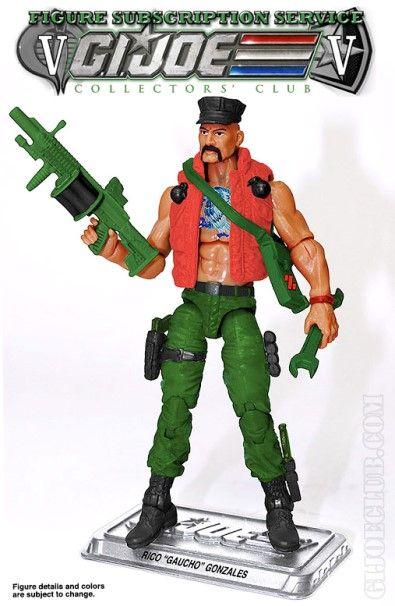 ToyzMag.com » GI Joe Collectors Club: la 7éme figurine de la FSS 5.0 est…