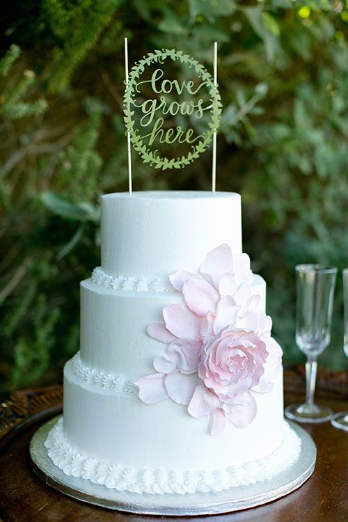 Creative Wedding Cake Toppers