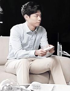 오빠 멋져 #박보검 'TIMELESS MOMENTUM' 메이킹 필름 #제이에스티나 < 출처 : http://gum616.tistory.com/155 >