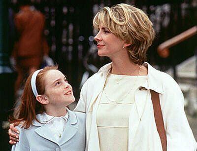 natasha richardson   Lindsay Lohan with Natasha Richardson in 'The Parents Trap'. (Photo ...