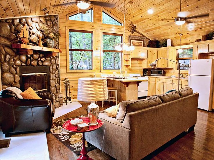 Streamside | Rivers Edge Cottages