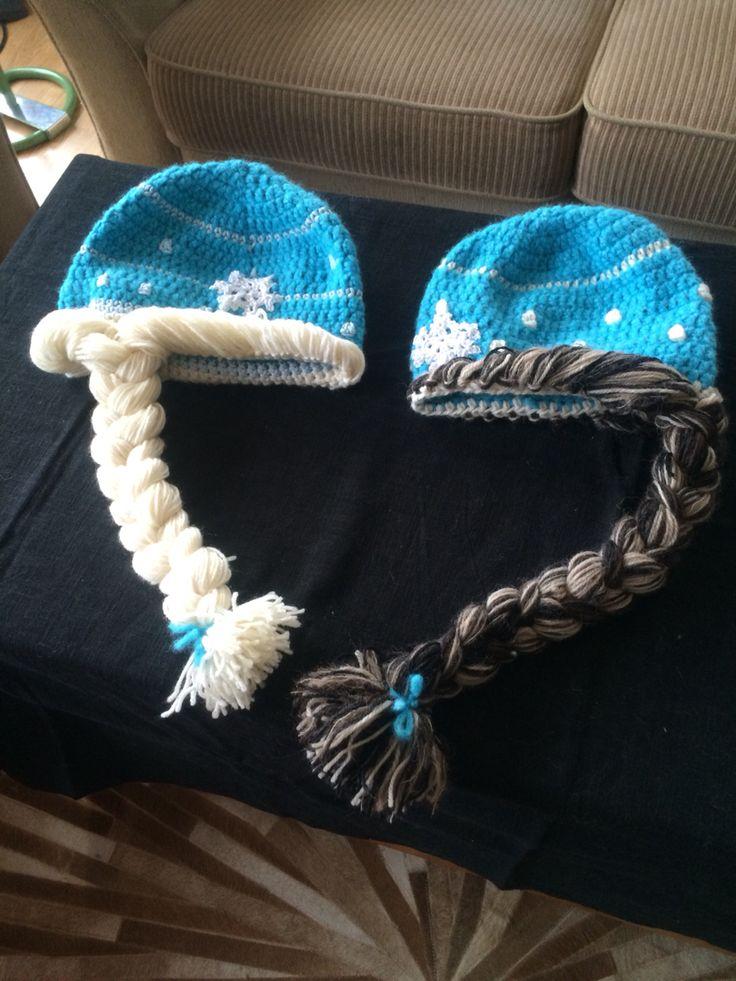Frost luer klar til to prinsesser