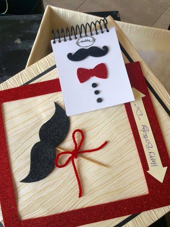 Notebook Gift Box Unique Happy Birthday Do ;) ِفن اسعاد الاخرين انتيكا حب الجمال ♥
