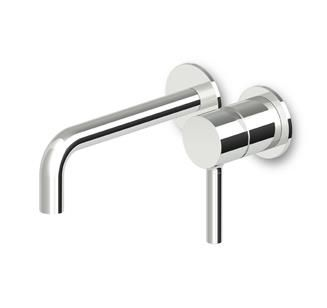 Alternative Tap ??ZUCCHETTI Pan 2-Hole Wall-Mounted Basin Mixer (Short Spout) (ZP6030)   Hydro Style Pte Ltd