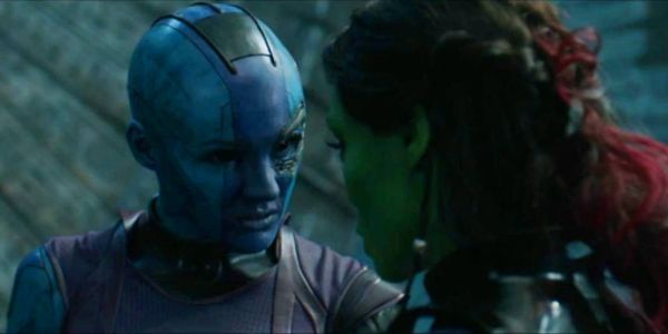 What 039 S Happening With Nebula In Avengers Endgame Https Movies Rapida Co 2018 12 07 Whats Happening With Nebula In Free Movies Online Avengers Movies