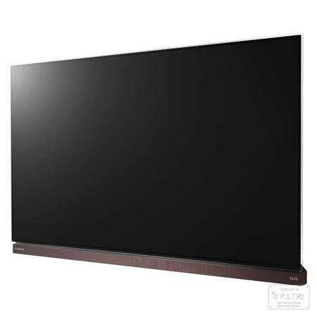 LG OLED65G6V  — 399989 руб. —  Искусство воплощения ключевого предназначения  Серия LG SIGNATURE воплощает ключевое предназначение техники, открывая новый уровень комфорта для истинных ценителей.        Стеклянная панель  Встречайте первый в истории OLED-экран, интегрированный в стекло толщиной всего 2,57мм. Такого тонкого и элегантного телевизора с высочайшим качеством изображения вы ещё не видели!        Подставка со встроенным саунд-баром  Основанием для телевизора LG SIGNATURE OLED…