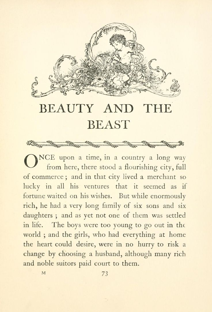The sleeping beauty and other fairy tales from ...
