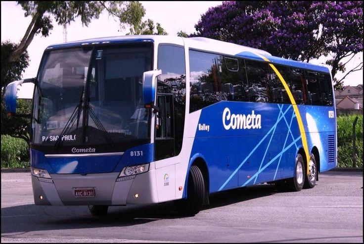 Para quem mora nas regiões Sul e Sudeste do país, a dica para viagem de ônibus é a Viação Cometa, que investiu na compra de 40 carros novos em 2014. Veja mais no blog da Ônibus Passagens: www.onibuspassagens.com.br/viacao-cometa/