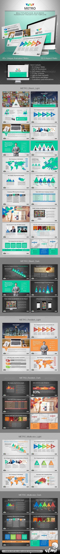 Metro Multipurpose PowerPoint Presentation - Creative Powerpoint Templates