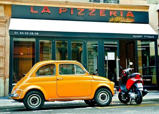 Pizzeria Di Rebellato: La meilleure Pizzeria de Paris !!!!!!!  138, rue de la Pompe à Paris 16