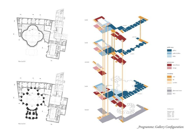 77 Best Architectural Spatial Diagrams Analytical Images On