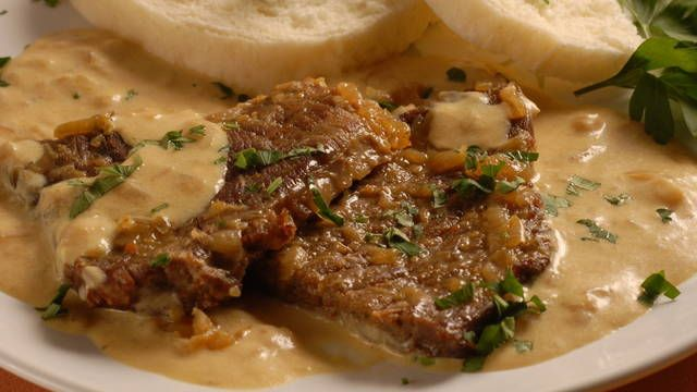 Roštenka s horčicovou omáčkou - Pluska.sk