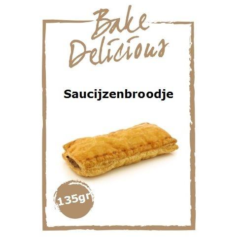 Bake Delicious Saucijzenbroodje Mix
