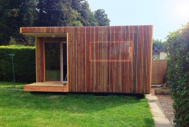 studio de jardin Honfleur