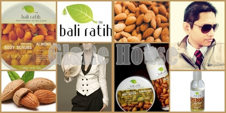 Bali Ratih Almond Nut