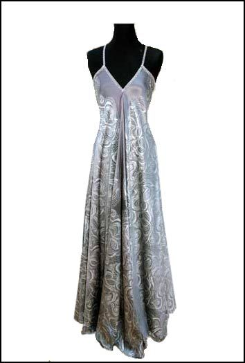 17 best images about grey dresses on pinterest gowns for Dresses for silver wedding anniversary