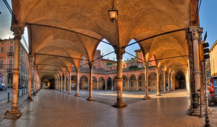 Santa Maria dei Servi - Bologna by Guillaume Leray on 500px