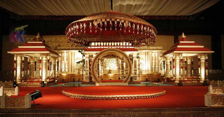 kkeventsindia-wedding decoration ideas,reception decorations
