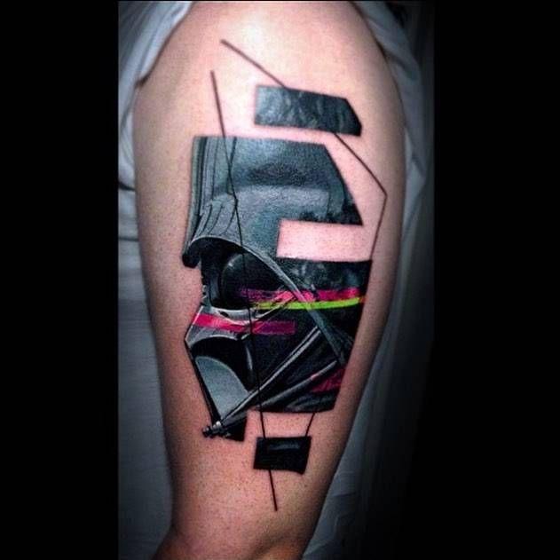 Résultats de recherche d'images pour «darth vader tattoo»