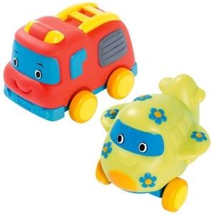 petites voitures qui avancent toutes seules !