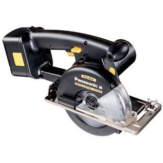 Panasonic Power Tools are designed with the tough conditions of work sites in mind. Cutting tools from Panasonic are water- and dust- resistant and have ergonomic designs which make them easy to handle. Cordless saws make wood and metal cutting work convenient and simple.