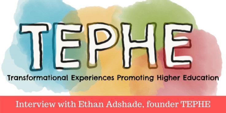 Interview with Ethan Adshade, founder of TEPHE https://globalowls.com/interview-ethan-adshade-founder-tephe/