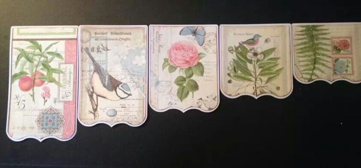 Cameo and Botanical Tea Graphic 45
