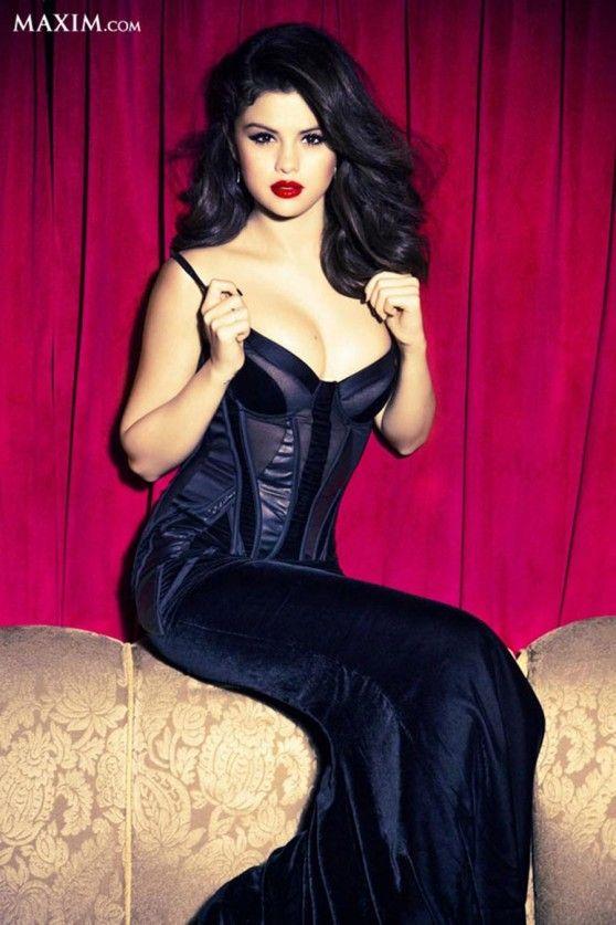 Selena Gomez - Hot 100 - Maxim Magazine (czerwiec 2014)