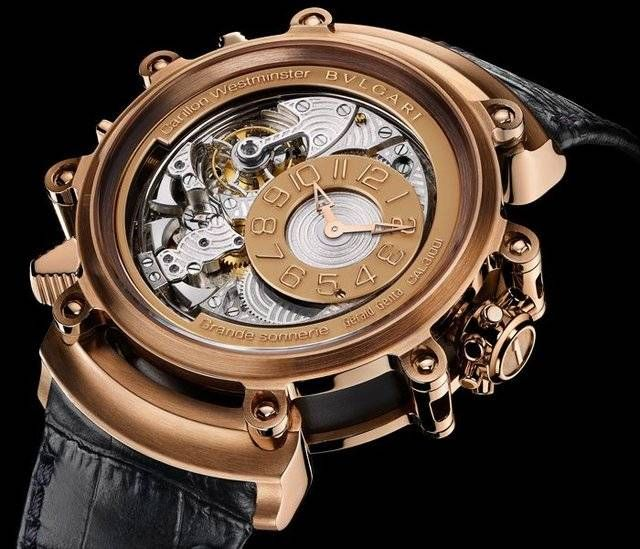 17 best images about bvlgari watches by jeremy mc bvlgari gerald genta magsonic grande sonnerie watch