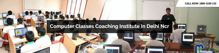Computer Coaching Classes in Delhi NCR? Call 1800-1230-133 (toll-free) to Meri Padhai for Find Best  Computer Coaching Training   classes institute In Delhi NCR.