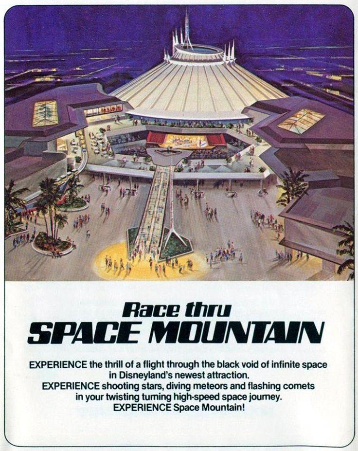 Space Mountain!