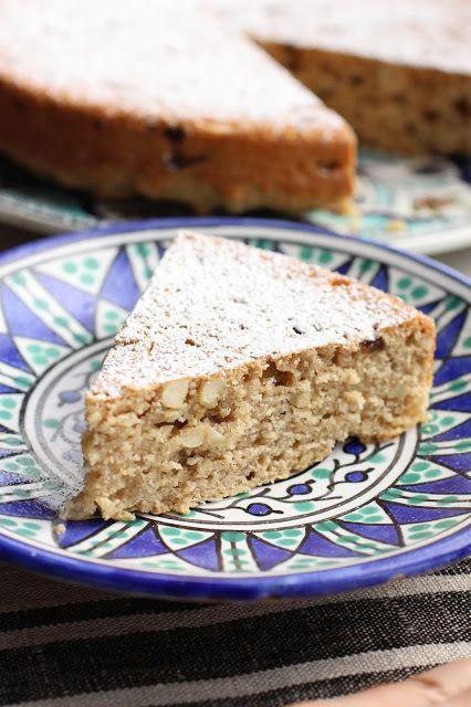 Gâteau grec de careme sans oeuf sans lait sans beurre - Fanouropita