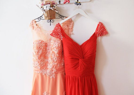 ☼☼☼☼☼☼☼☼☼☼☼☼☼☼ For the Blush Lace Evening Dress and the red long elegant dress, they are both 129.00  Mint green?? Black maybe??