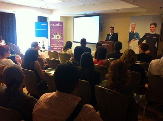 #BTM2014 De la IT, Energie si Pharma, pana la Asigurari si Auto, aproape toate industriile sunt reprezentate la Business & Travel Management Conference 2014