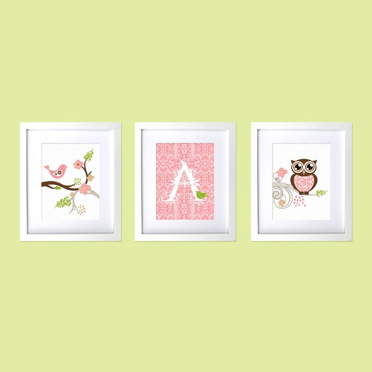 1000 Images About Bird Theme Baby Nursery On Pinterest
