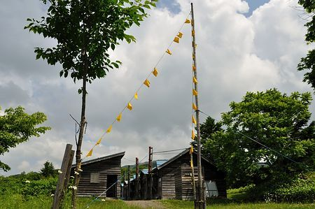 臨時オープンする「幸福の黄色いハンカチ想い出ひろば」=2012年7月、北海道夕張市 ▼18Nov2014時事通信 「黄色いハンカチ」施設公開=高倉さん死去で臨時に-北海道・夕張 http://www.jiji.com/jc/zc?k=201411/2014111800859 #Yubari_Hokkaido