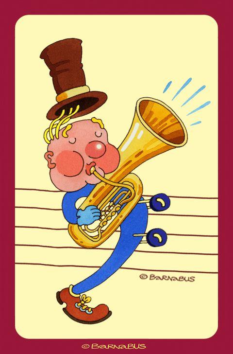 © Barnabus - Klucz basowy ▪ #Bass clef.