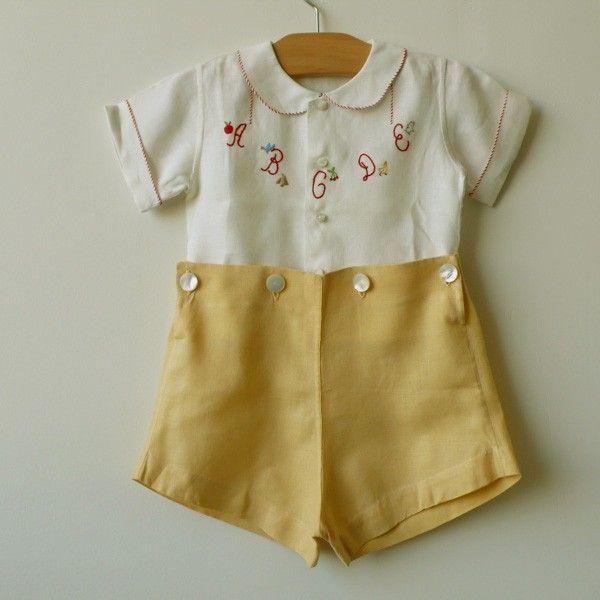 Belle Heir Vintage Kids Clothes Vintage Childrens