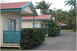 Villas - Barrier Reef Tourist Park - Cairns