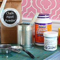 DIY Chalk Paint Review Update