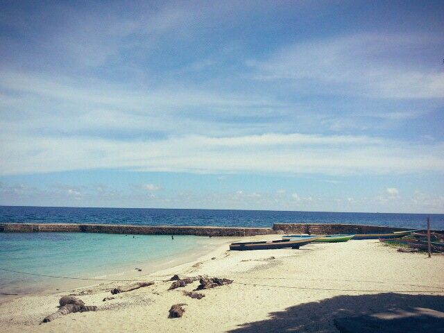 Santai Beach Ambon  Maluku Indonesia